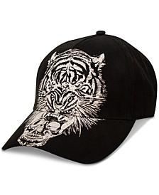 Men's Tiger Skull Hat