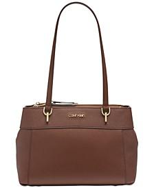 Hayden Leather Shoulder Bag