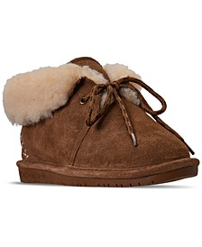 Big Girls Kory Low Top Moccasin Boots from Finish Line