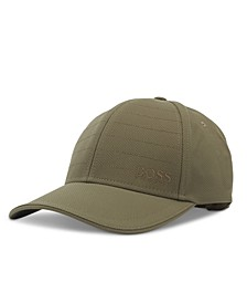 BOSS Men's Silas Water-Repellent Cap