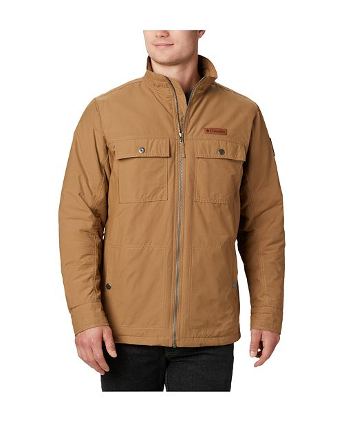 Columbia Men's Wheeler Lodge Jacket