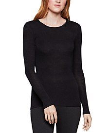 Long-Sleeve Layering Top