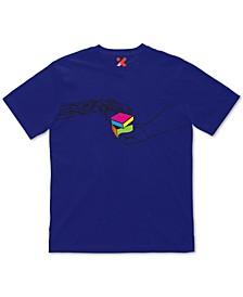 Men's Cube Graphic T-Shirt