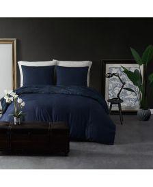 Denim Full/Queen Comforter Set