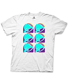 Taco Bell Repeat Men's Graphic T-Shirt