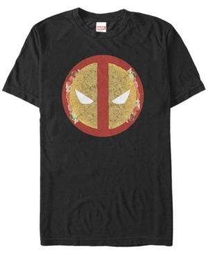 Marvel Men's Deadpool Taco Face Costume Short Sleeve T-Shirt