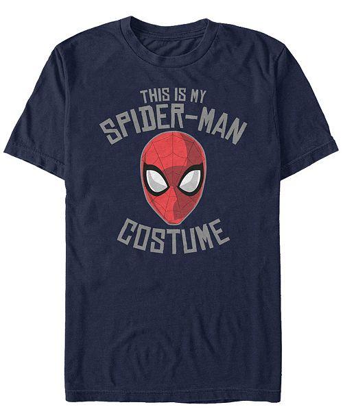 Fifth Sun Marvel Men's Spider-Man Halloween Costume Short Sleeve T-Shirt