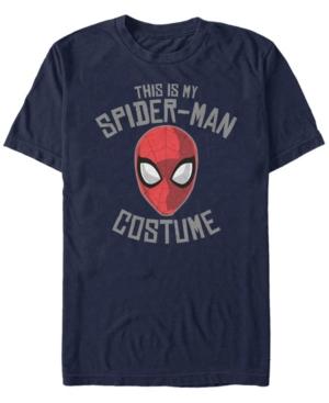 Marvel Men's Spider-Man Halloween Costume Short Sleeve T-Shirt