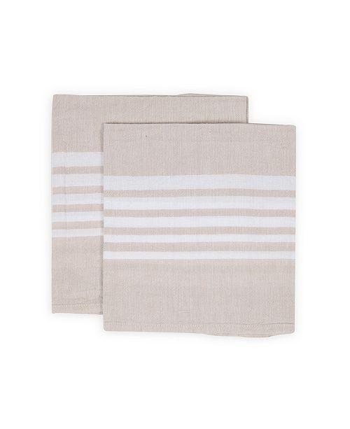Olive and Linen Chef Turkish Kitchen Towel, 2 Piece Set