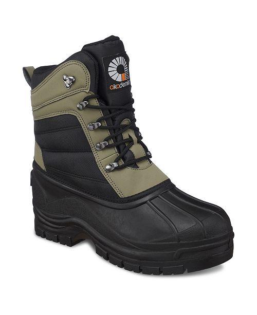 Akademiks Men's Snow Boots