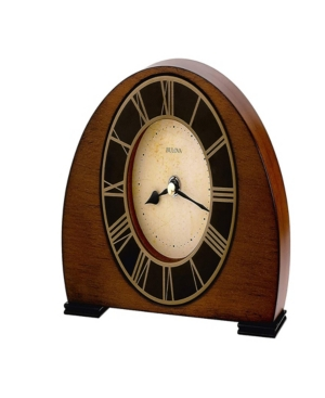 Bulova B7340 Tremont Clock