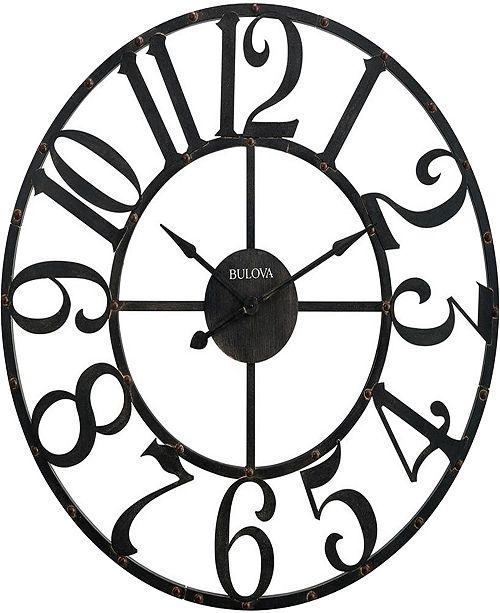 Bulova C4821 Gabriel Clock