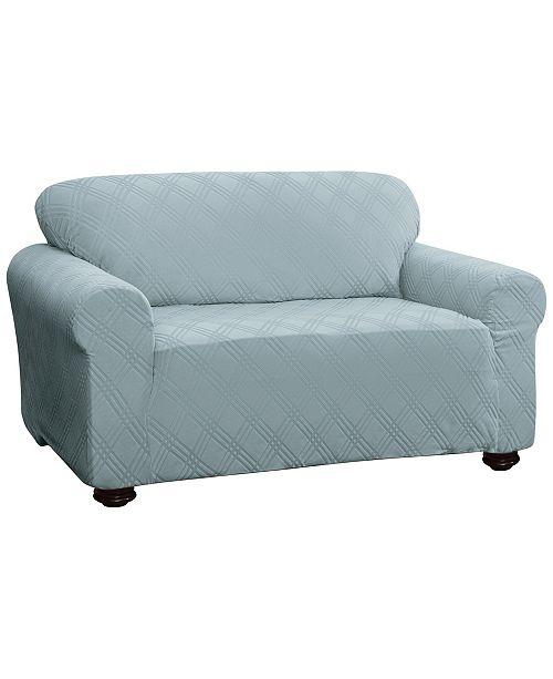 P Kaufmann Home Double Diamond Sofa