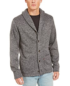 Rand Shawl-Collar Cardigan