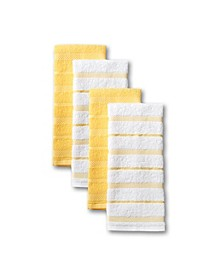 Albany Kitchen Towel Set, Set of 4