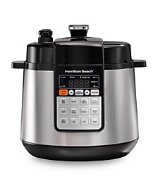 6 Qt. Multi-Function Pressure Cooker