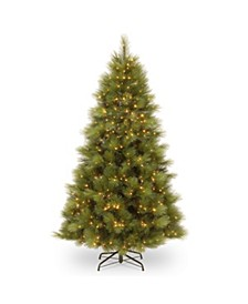 7.5 ft. Arcadia Pine Tree with Dual Color® LED Lights