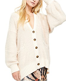 Snow Drop Cardigan Sweater