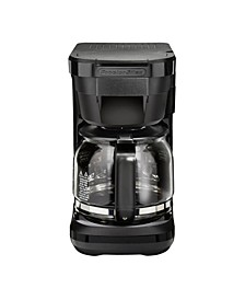 Proctor Silex 12 Cup Compact Programmable Coffee Maker