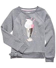 Big Girls Milkshake Sweatshirt, Created For Macy's