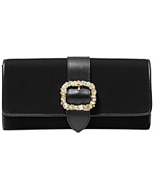 Jade Slim Clutch