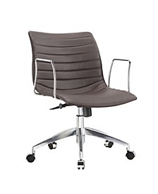 Comfy Office Chair, Mid Back