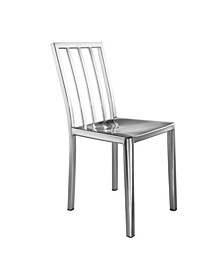 Eve Steel Dining Side Chair