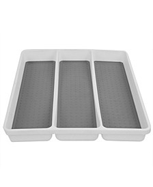 HDS Trading Utensil Tray with Rubber Lined Compartments