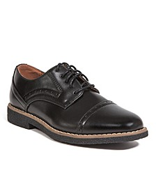 Little and Big Boys Zoran Lightweight Dress Comfort Oxford Shoes