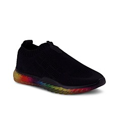 Flow Flyknit Slip On Sneaker