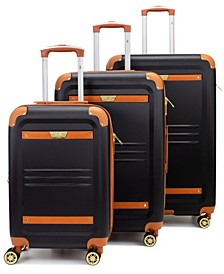 Retro 2-Pc. Hardside Spinner Luggage Set Collection