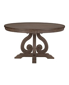 Huron Round Dining Table