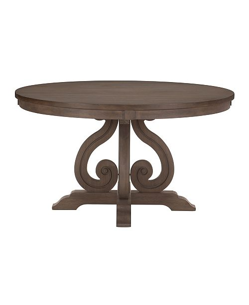 Homelegance Huron Round Dining Table