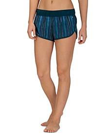 Beachrider Striped Board Shorts