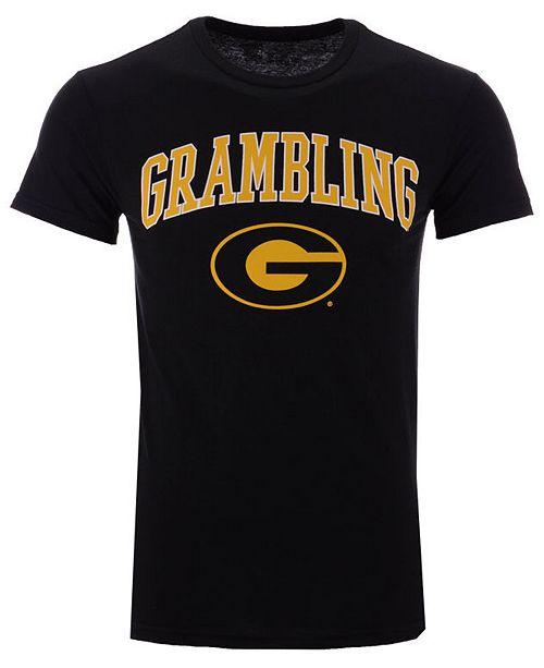 Retro Brand Men's Grambling Tigers Midsize T-Shirt