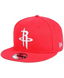 Houston Rockets Basic 9FIFTY Snapback Cap