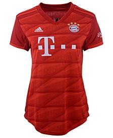 Women's Bayern Munich Club Team Home Stadium Jersey