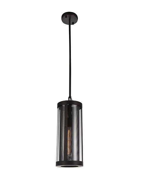 CWI Lighting CLOSEOUT! Souris 1 Light Mini Pendant