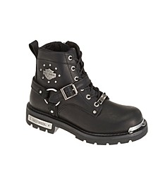 Harley-Davidson Women's Becky Motorcycle Lug Sole Boot