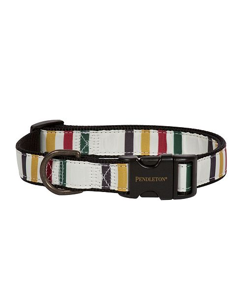 Pendleton Glacier National Park Dog Collar, Medium