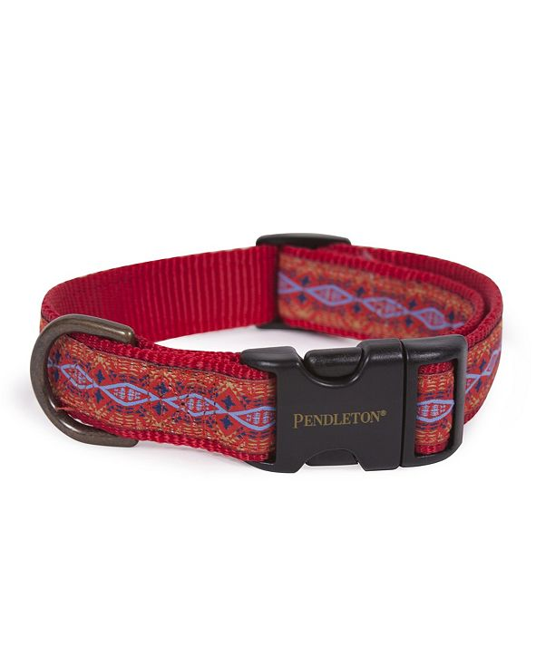 Pendleton Diamond River Dog Collar, Small