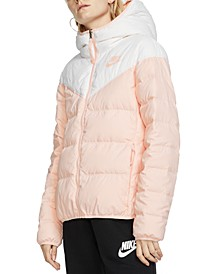 Sportswear Reversible Down Jacket