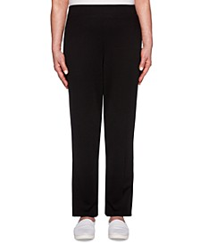 Petite Classics Proportioned Pull-On Pants