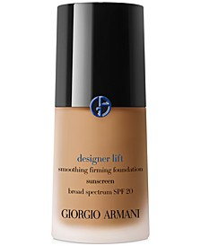Designer Lift Smoothing Firming Foundation with SPF 20, 1-oz.