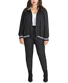 Trendy Plus Size Marta Jacket