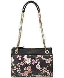 Cara A List Floral Crossbody