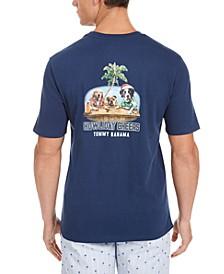 Men's Howliday Cheers Graphic T-Shirt