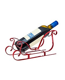Sleigh Wine Bottle Holder