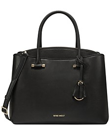 Eloise Jet Set Satchel