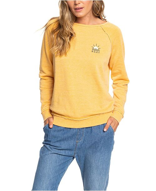 Roxy Pacific Highway Fleece Top